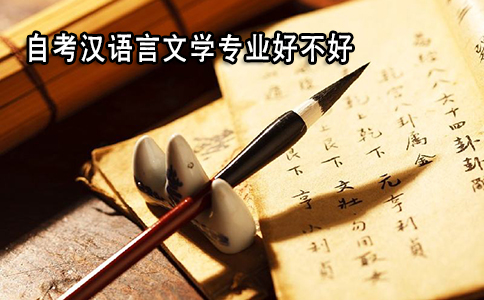 自考汉语言文学专业好不好
